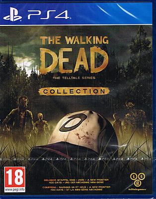 Einfach und sicher online bestellen: The Walking Dead Collection (AT-PEGI) in Österreich kaufen.