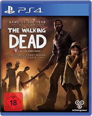 Einfach und sicher online bestellen: The Walking Dead Game of the Year Edition + DLC in Österreich kaufen.