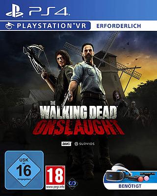 Einfach und sicher online bestellen: Walking Dead Onslaught in Österreich kaufen.