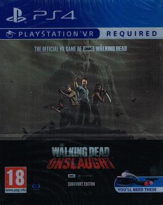 Einfach und sicher online bestellen: Walking Dead Onslaught Steelbook Edition (PEGI) in Österreich kaufen.
