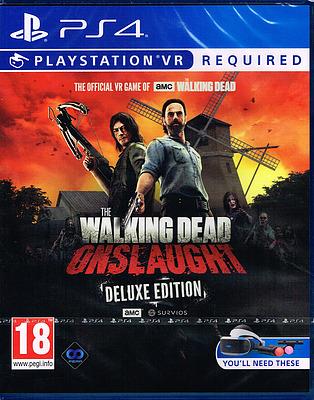 Einfach und sicher online bestellen: Walking Dead Onslaught Deluxe Edition (PEGI) in Österreich kaufen.