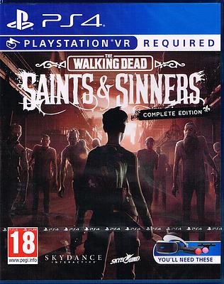Einfach und sicher online bestellen: Walking Dead Saints & Sinners Complete Edition in Österreich kaufen.