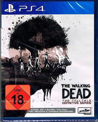 Einfach und sicher online bestellen: The Walking Dead: The Telltale Definitive Series in Österreich kaufen.
