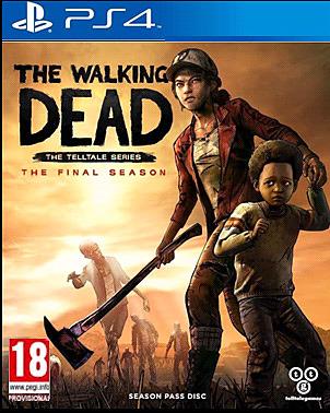 Einfach und sicher online bestellen: The Walking Dead Final Season (EU-Import) in Österreich kaufen.