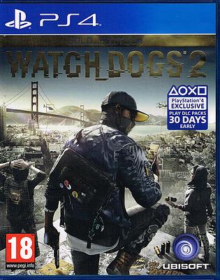 Einfach und sicher online bestellen: Watch Dogs 2 Gold Edition + 4 DLCs (AT-PEGI) in Österreich kaufen.
