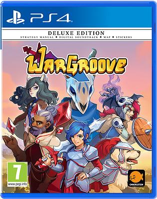 Einfach und sicher online bestellen: WarGroove Deluxe Edition in Österreich kaufen.