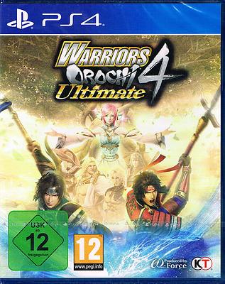 Einfach und sicher online bestellen: Warriors Orochi 4 Ultimate in Österreich kaufen.