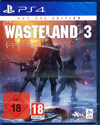 Einfach und sicher online bestellen: Wasteland 3 + Ranger Pin + 13 Boni in Österreich kaufen.