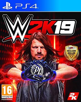 Einfach und sicher online bestellen: WWE 2K19 (EU-Import) in Österreich kaufen.