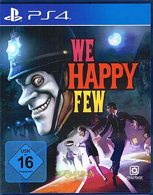 Einfach und sicher online bestellen: We Happy Few in Österreich kaufen.
