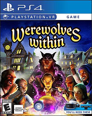 Einfach und sicher online bestellen: Werewolves Within VR (US-Import) in Österreich kaufen.