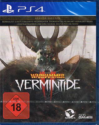 Einfach und sicher online bestellen: Warhammer Vermintide II Deluxe Edition in Österreich kaufen.