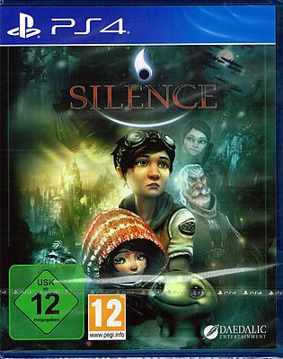 Einfach und sicher online bestellen: Silence in Österreich kaufen.
