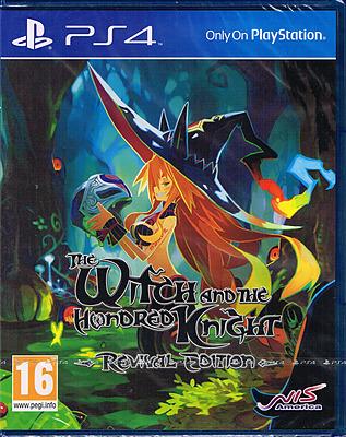 Einfach und sicher online bestellen: The Witch and the Hundred Knight Revival Edition in Österreich kaufen.