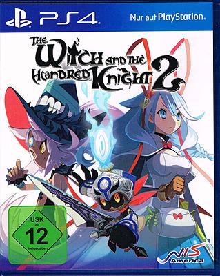 Einfach und sicher online bestellen: The Witch and the Hundred Knight 2 in Österreich kaufen.
