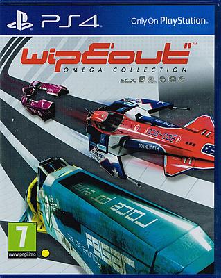 Einfach und sicher online bestellen: Wipeout Omega Collection (EU-Import) in Österreich kaufen.