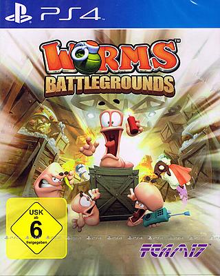 Einfach und sicher online bestellen: Worms Battlegrounds in Österreich kaufen.