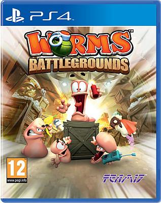 Einfach und sicher online bestellen: Worms Battlegrounds (EU-Import) in Österreich kaufen.