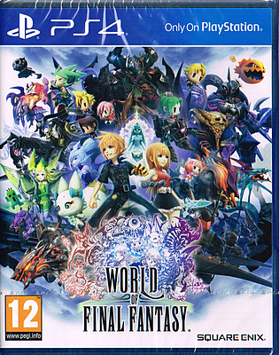 Einfach und sicher online bestellen: World of Final Fantasy (PEGI) in Österreich kaufen.