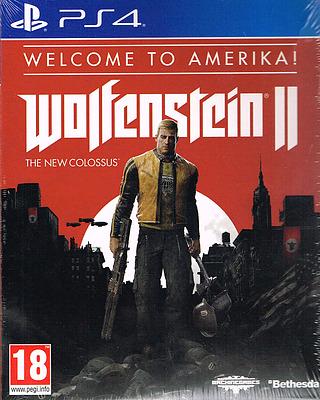 Einfach und sicher online bestellen: Wolfenstein II: The New Colossus Special (PEGI) in Österreich kaufen.