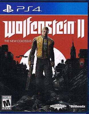 Einfach und sicher online bestellen: Wolfenstein II: The New Colossus (US/Symbolik) in Österreich kaufen.