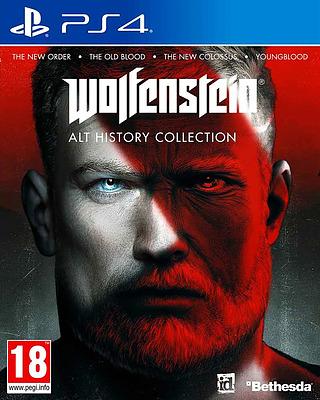 Einfach und sicher online bestellen: Wolfenstein Alt History Bundle  (PEGI) in Österreich kaufen.