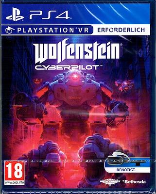 Einfach und sicher online bestellen: Wolfenstein: Cyberpilot (AT-PEGI) in Österreich kaufen.