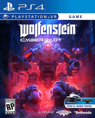 Einfach und sicher online bestellen: Wolfenstein: Cyberpilot (US-Import/Symbolik) in Österreich kaufen.