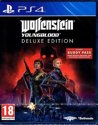 Einfach und sicher online bestellen: Wolfenstein: Youngblood Deluxe Edition + 5 DLCs in Österreich kaufen.