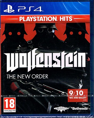 Einfach und sicher online bestellen: Wolfenstein: The New Order (Englisch + Symbolik) in Österreich kaufen.