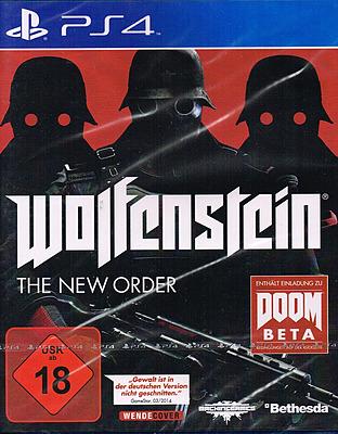 Einfach und sicher online bestellen: Wolfenstein: The New Order in Österreich kaufen.