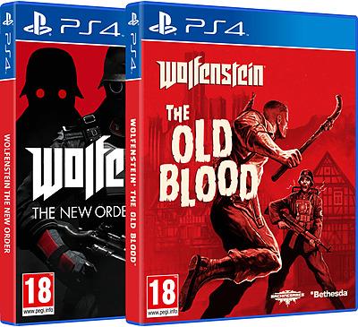 Einfach und sicher online bestellen: Wolfenstein - Die komplette Operation (AT-PEGI) in Österreich kaufen.