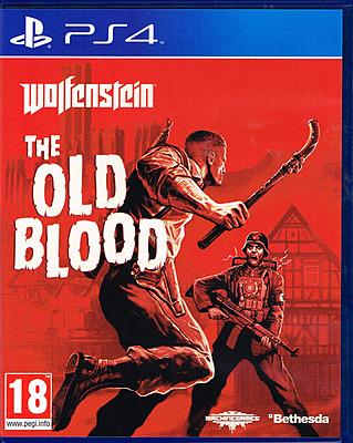 Einfach und sicher online bestellen: Wolfenstein: The Old Blood (Englisch + Symbolik) in Österreich kaufen.