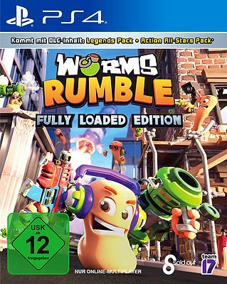 Einfach und sicher online bestellen: Worms Rumble in Österreich kaufen.
