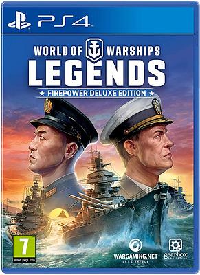 Einfach und sicher online bestellen: World of Warships Legends Firepower Deluxe Edition in Österreich kaufen.