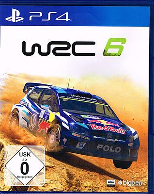 Einfach und sicher online bestellen: WRC 6 in Österreich kaufen.