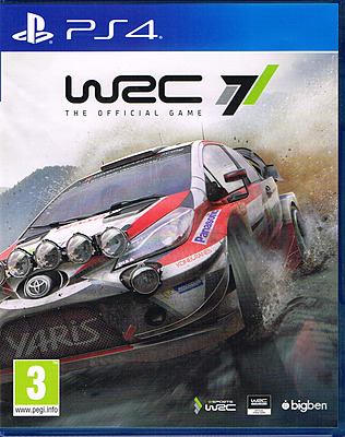 Einfach und sicher online bestellen: WRC 7 (EU-Import) in Österreich kaufen.