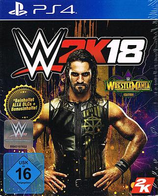 Einfach und sicher online bestellen: WWE 2K18 in Österreich kaufen.