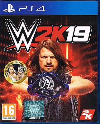 Einfach und sicher online bestellen: WWE 2K19 (AT-PEGI) in Österreich kaufen.