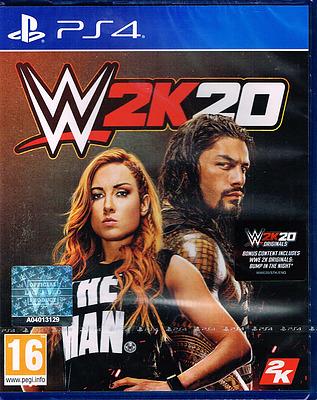 Einfach und sicher online bestellen: WWE 2K20 (AT-PEGI) in Österreich kaufen.