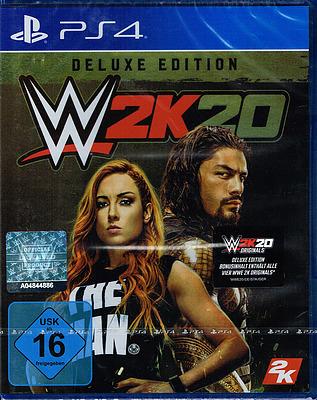 Einfach und sicher online bestellen: WWE 2K20 Deluxe Edition in Österreich kaufen.