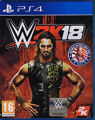 Einfach und sicher online bestellen: WWE 2K18 (PEGI) in Österreich kaufen.