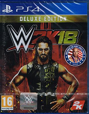 Einfach und sicher online bestellen: WWE 2K18 Deluxe Edition (EU-Import) in Österreich kaufen.