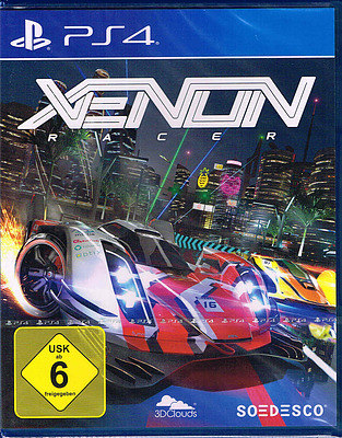 Einfach und sicher online bestellen: Xenon Racer in Österreich kaufen.