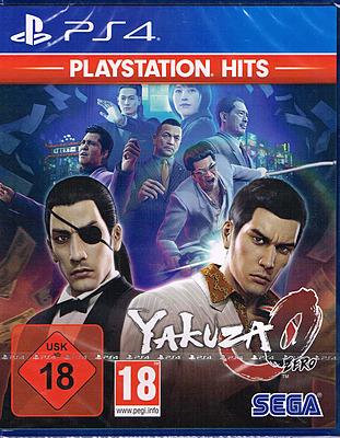 Einfach und sicher online bestellen: Yakuza Zero (Playstation Hits) in Österreich kaufen.