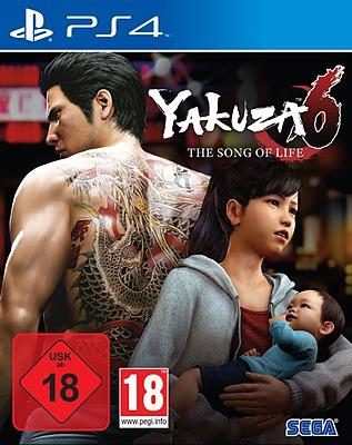 Einfach und sicher online bestellen: Yakuza 6: The Song of Life Essence of Art Edition in Österreich kaufen.