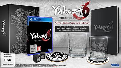 Einfach und sicher online bestellen: Yakuza 6: The Song of Life After Hour Premium Ed. in Österreich kaufen.