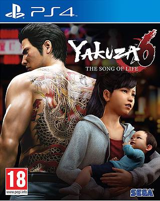 Einfach und sicher online bestellen: Yakuza 6: The Song of Life (EU-Import) in Österreich kaufen.
