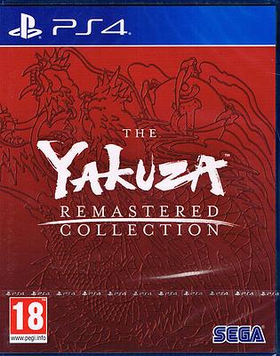 Einfach und sicher online bestellen: The Yakuza Remastered Collection (PEGI) in Österreich kaufen.
