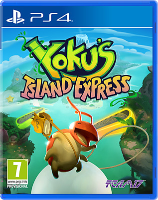 Einfach und sicher online bestellen: Yoku's Island Express in Österreich kaufen.